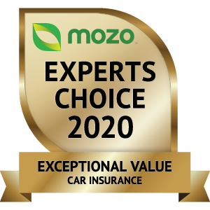 Mozo Car Insurance Exceptional Value